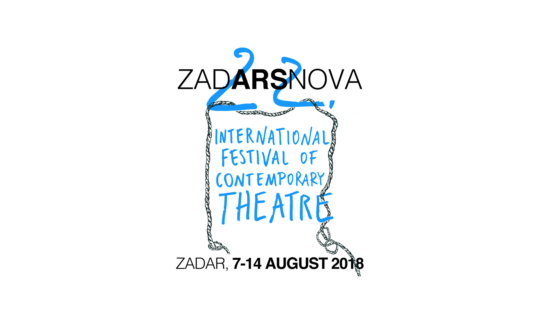 Zadarsnova 2018 - Zadarsnova Festival of Contemporary Theatre