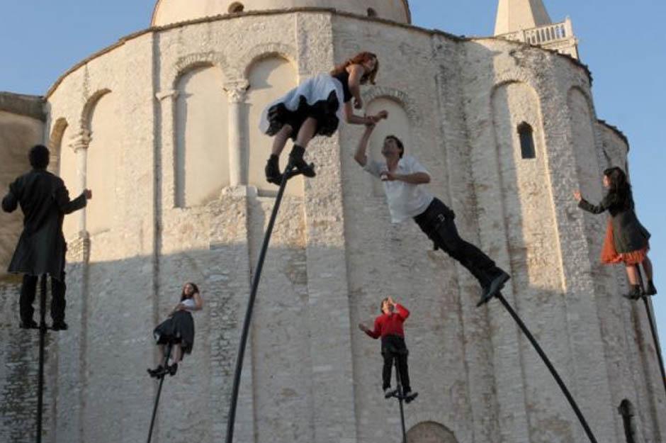 About Zadar Festival - Zadarsnova 2018 - Zadarsnova Festival of Contemporary Theatre